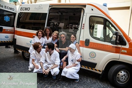 Ambulanza ECMO