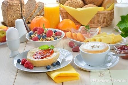 Prima colazione: tre buoni motivi per non saltarla