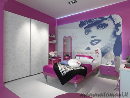 Barbie Suite a Cortina D'Ampezzo